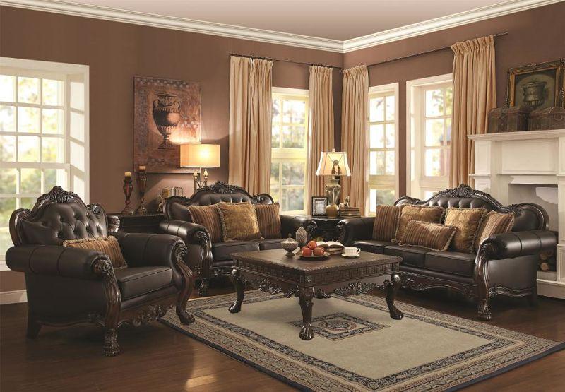 Amairani Formal Living Room Set
