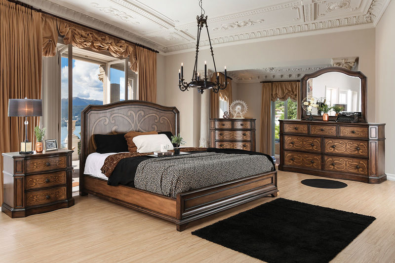 Emmaline Bedroom Set