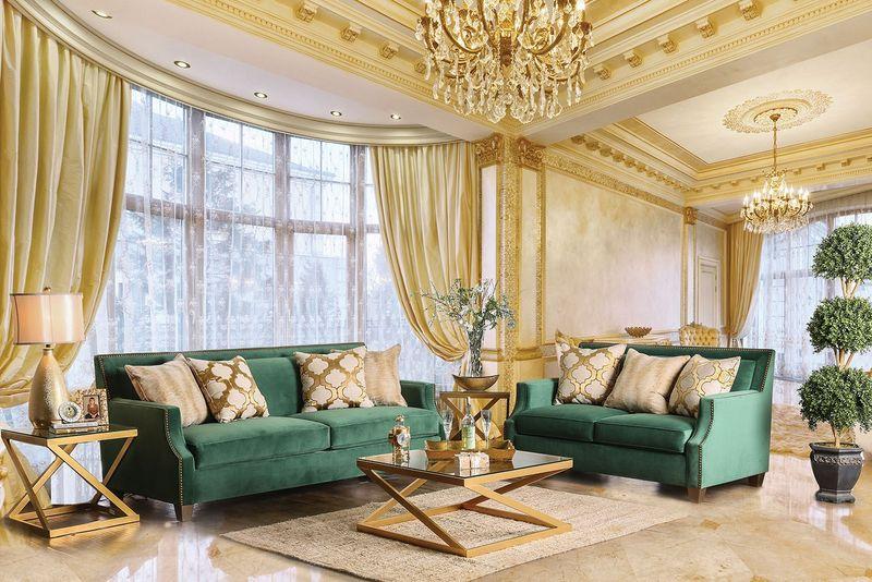 Verdante Formal Living Room Set