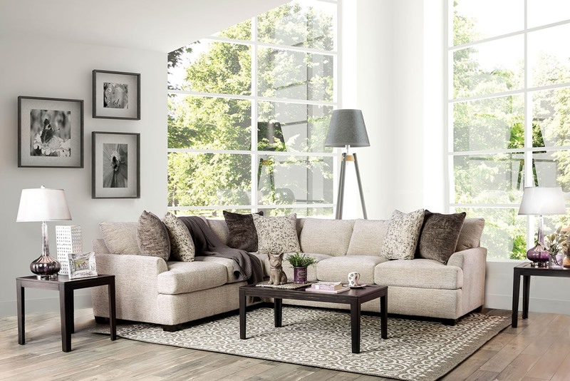Alisa Sectional Sofa