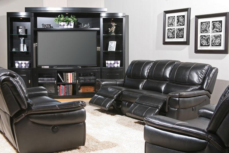Python Reclining Living Room Set