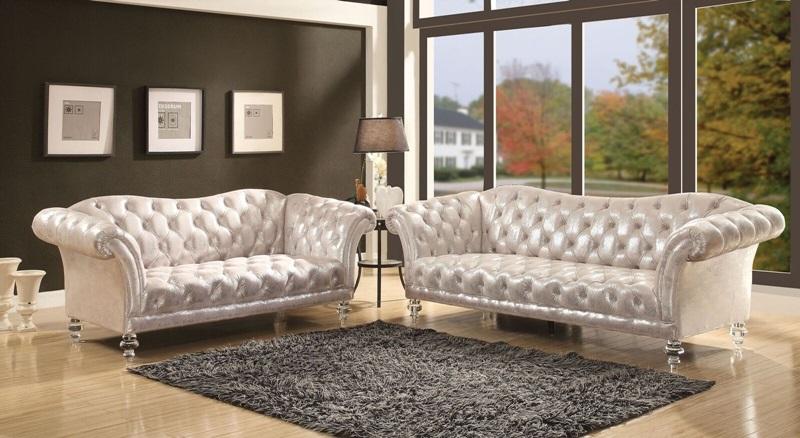 Dixie Formal Living Room Set
