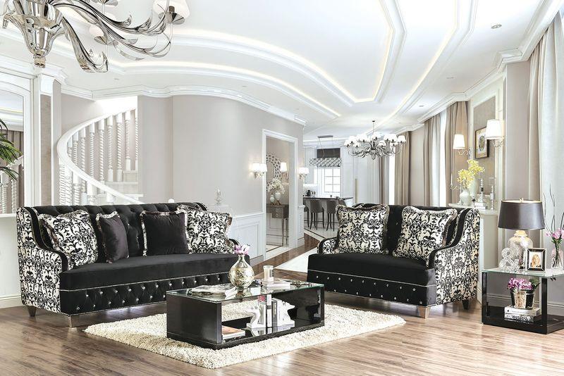 Nazzareno Formal Living Room Set