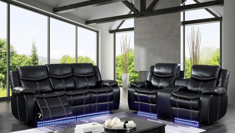 Sirius Reclining Living Room Set
