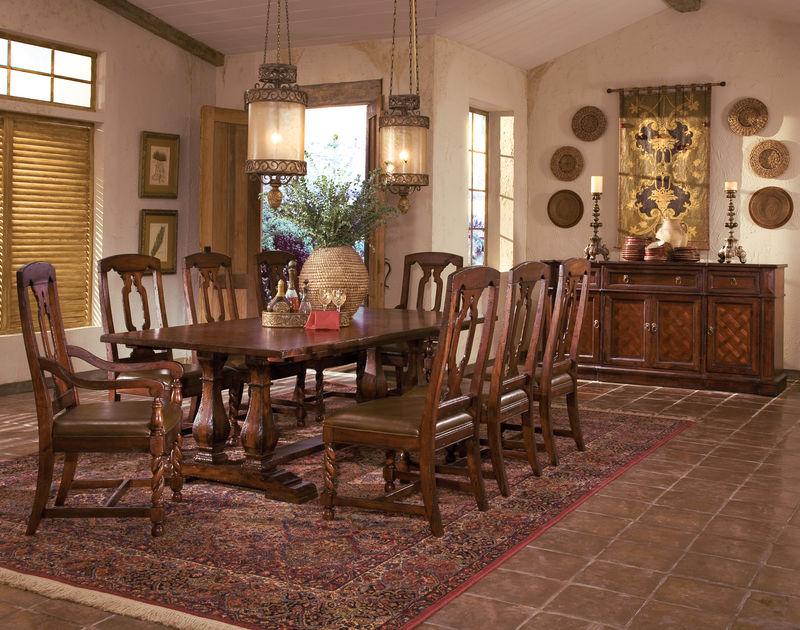 Havana Formal Dining Room Set