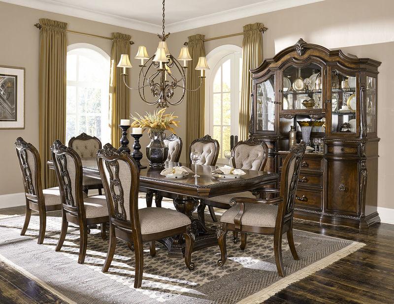 Bonaventure Park Formal Dining Room Set