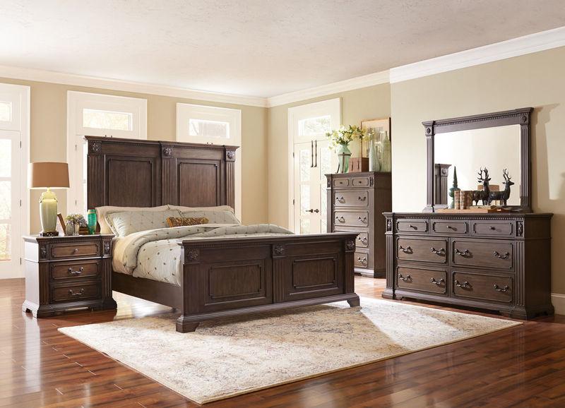Dothan Park Bedroom Set