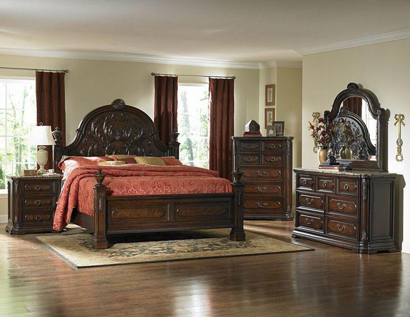 Spanish Bay Bedroom Set