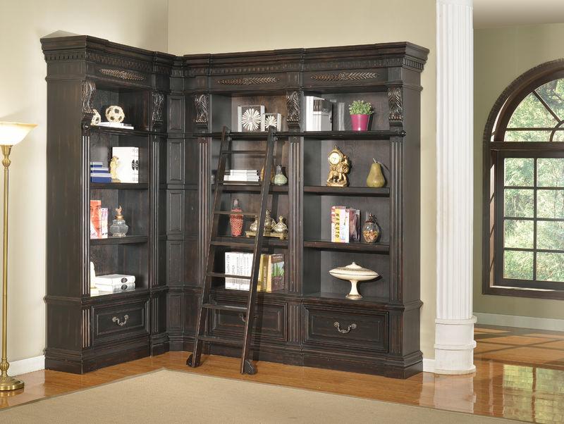 Palazzo Museum Corner Bookcase - Medium