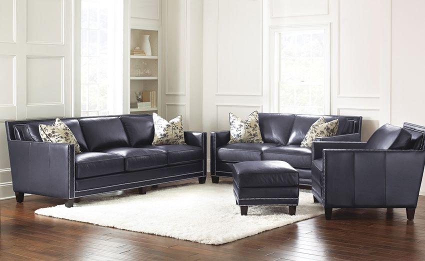 Hendrix Leather Living Room Set