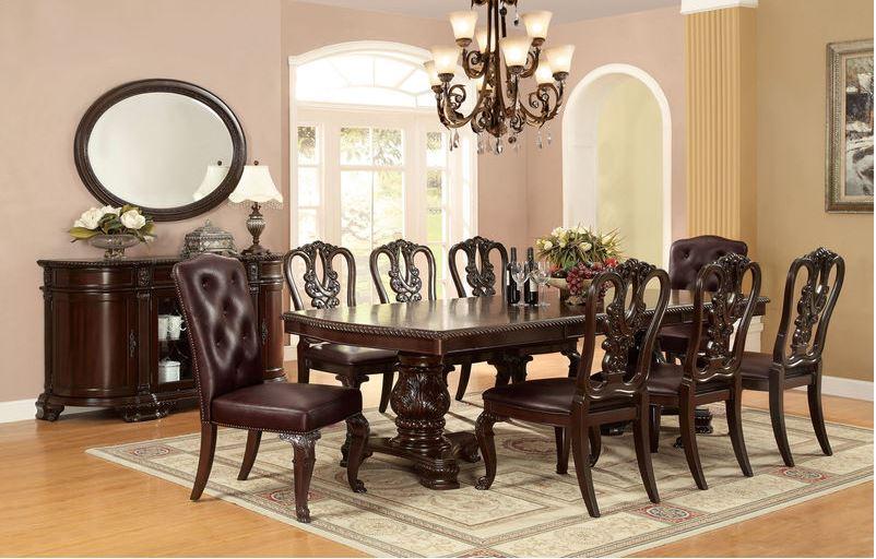 Tahar Formal Dining Room Set