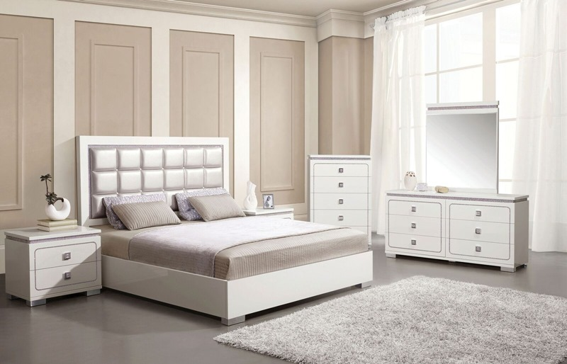 Valentina Bedroom Set