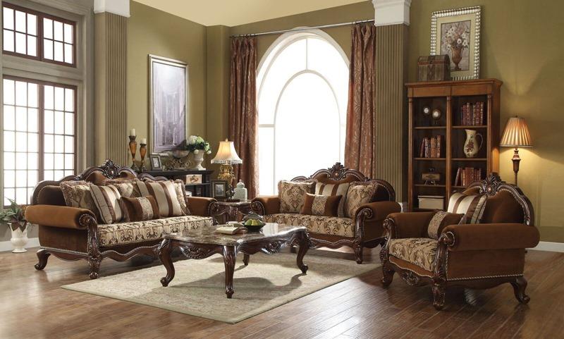Jardena Formal Living Room Set
