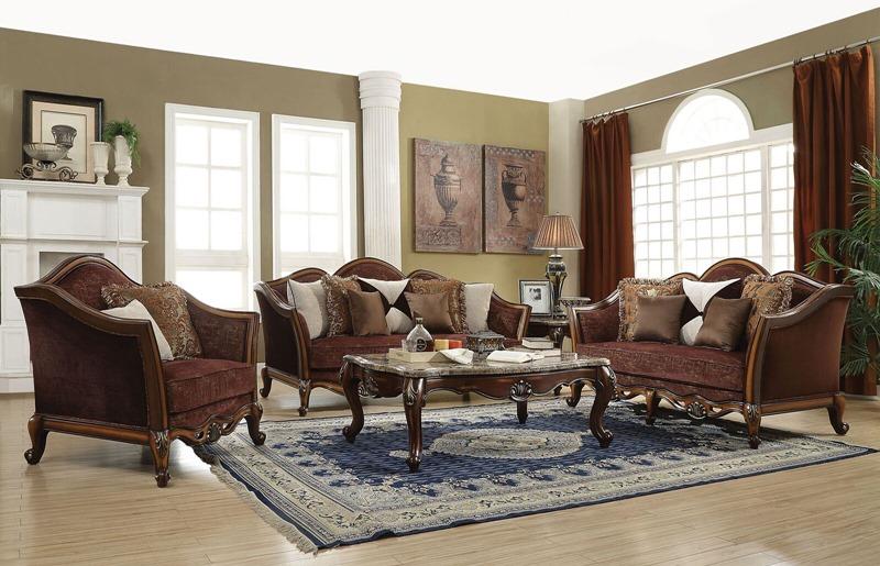 Beredei Formal Living Room Set