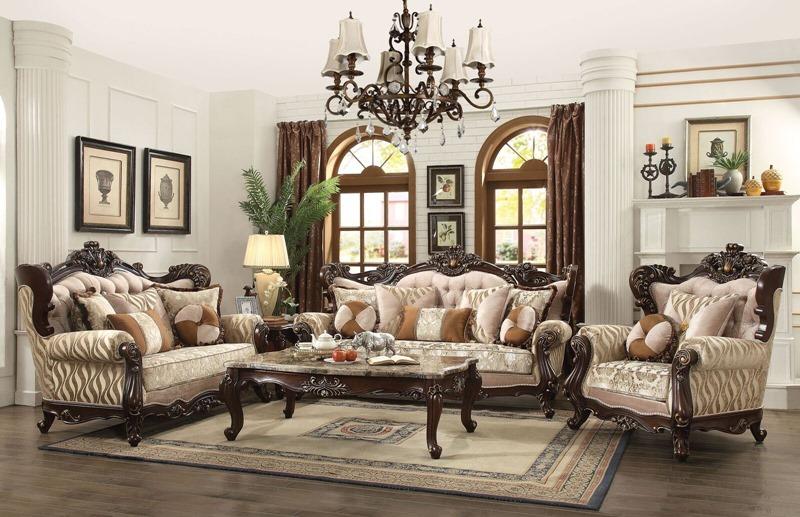 Shalisa Formal Living Room Set