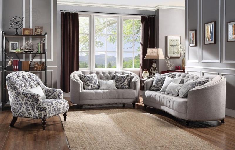 Saira Living Room Set