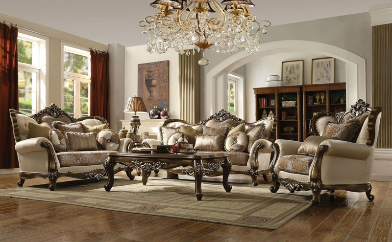 Latisha Formal Living Room Set