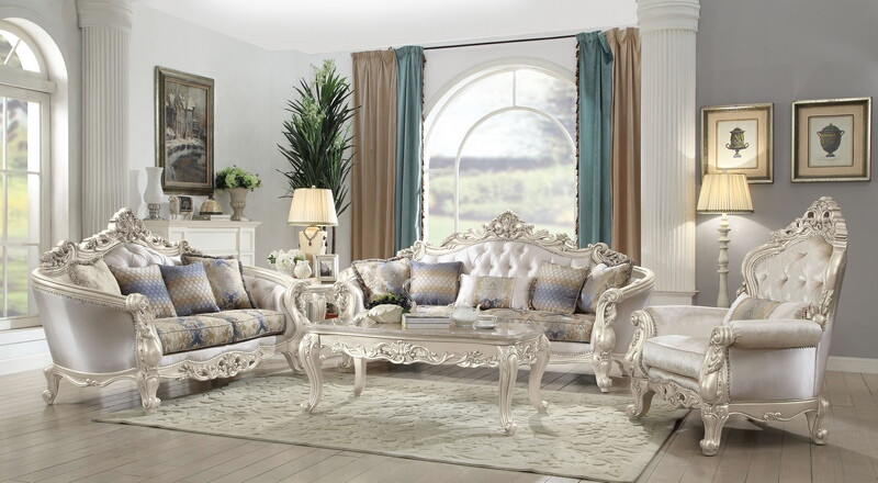 Gorsedd Formal Living Room Set