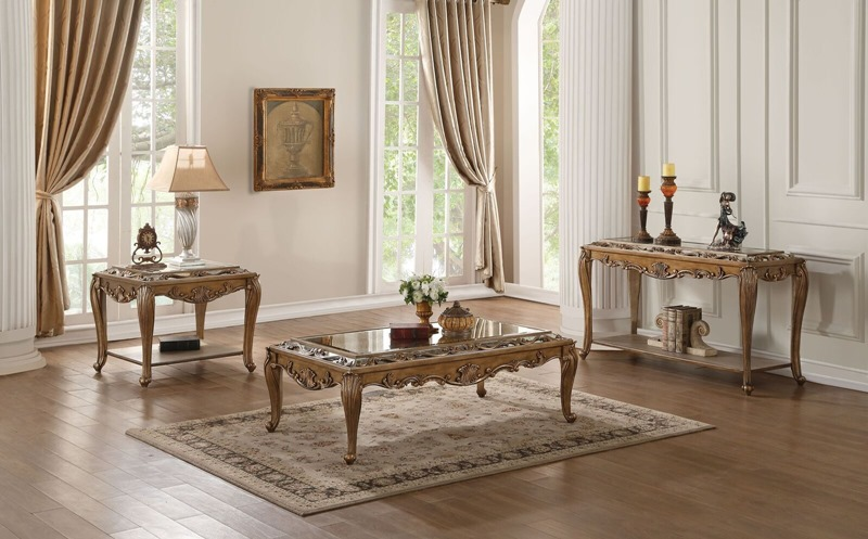 Oxford Formal Living Room Set