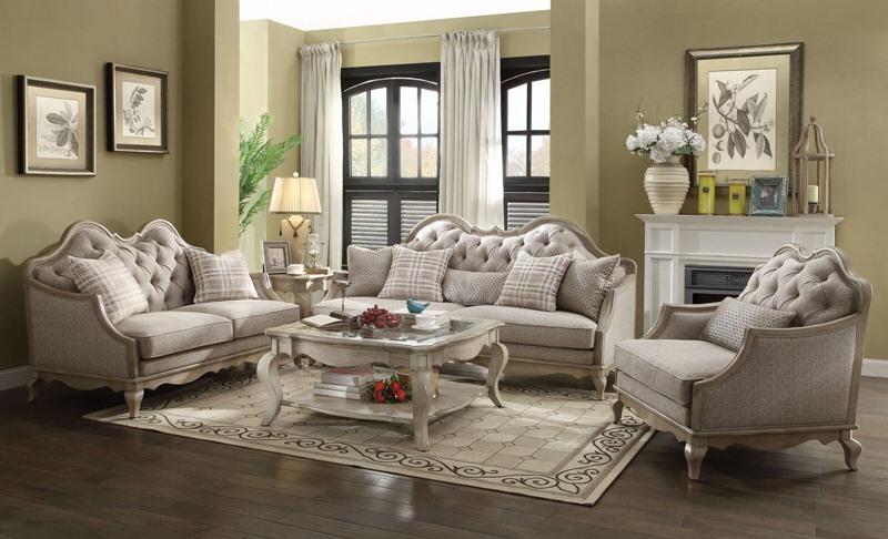 Chelmsford Formal Living Room Set