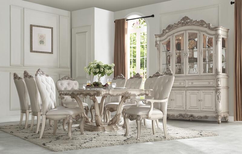 67440 Gorsedd Dining Set | Acme Furniture | Free Shipping