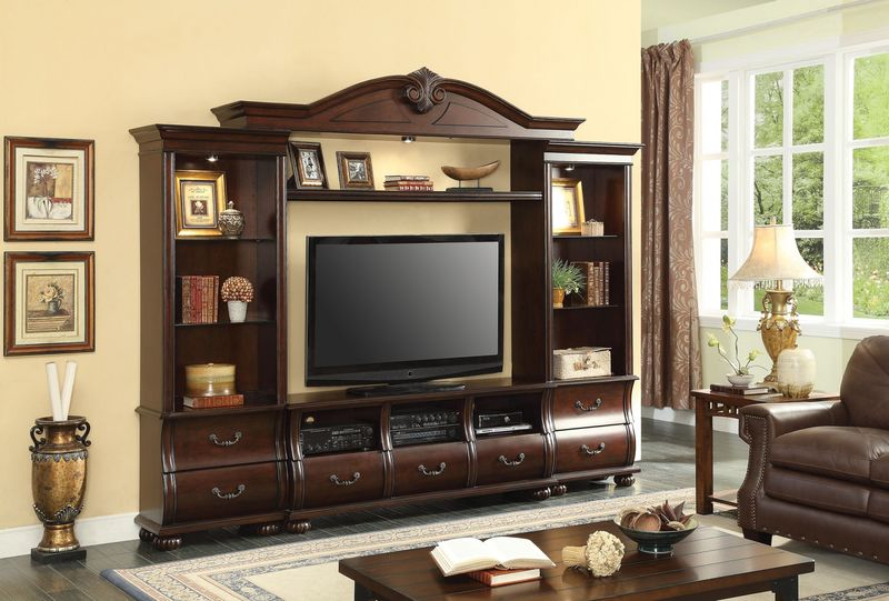Faysnow Entertainment Center