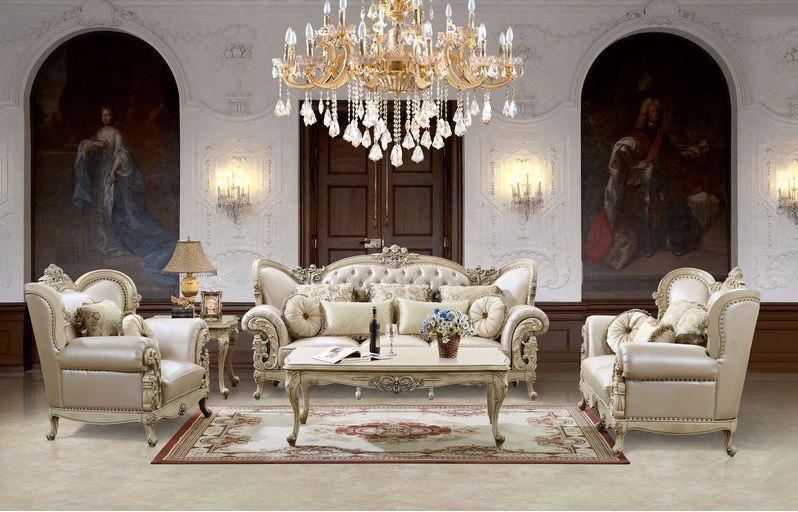 Adrielle Formal Living Room Set
