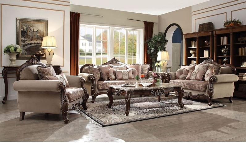 842029 April Sofa Set | Von Furniture | Free Shipping