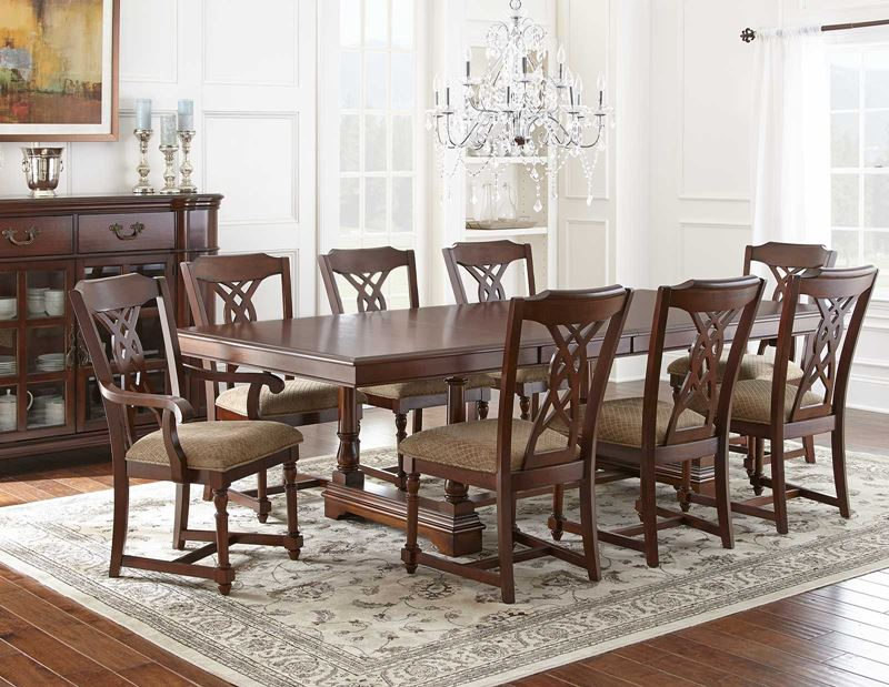 charlotte formal dining room set the charlotte formal dining room set