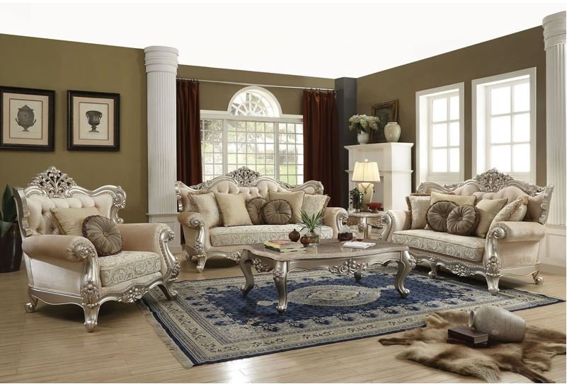 621049 Aston Sofa Set | Von Furniture | Free Shipping