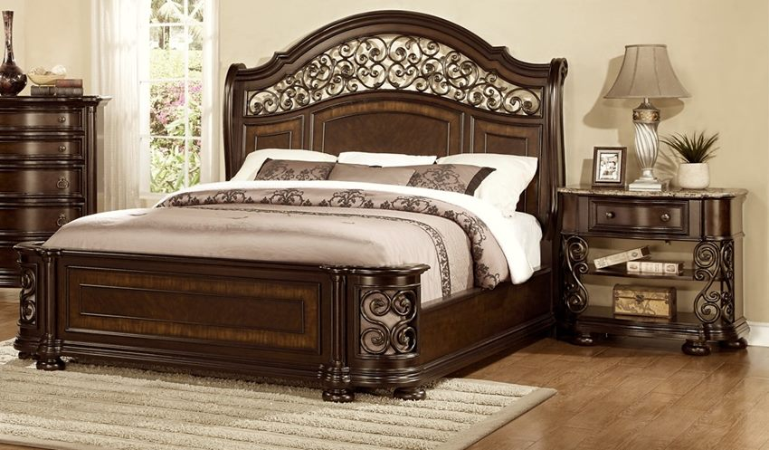 Von Furniture  San Clemente Master Bedroom Set  On Sale