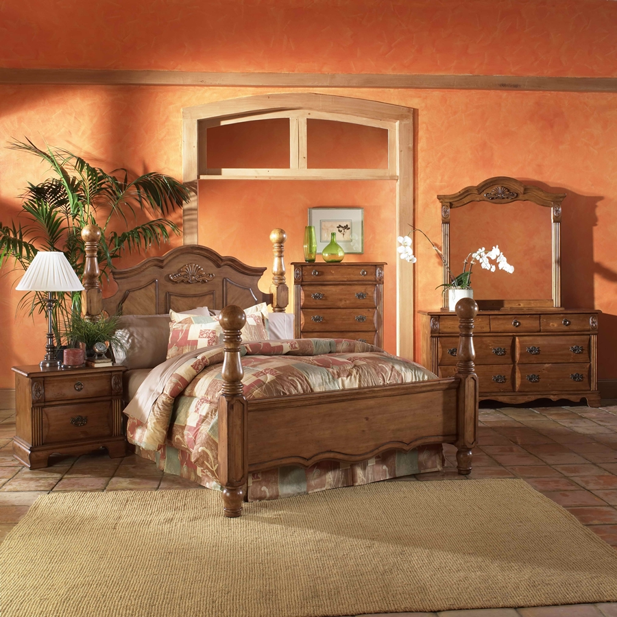 bethany country pine bedroom set the bethany country pine bedroom set