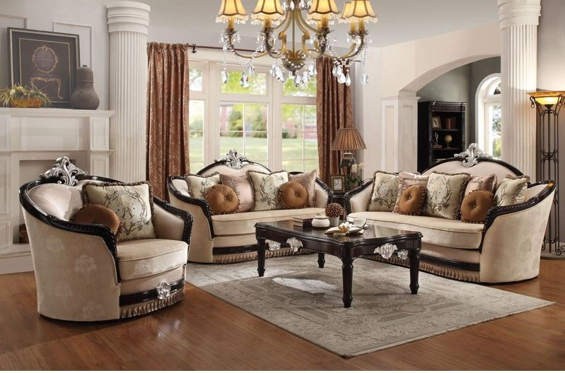 Carpi Formal Living Room Set