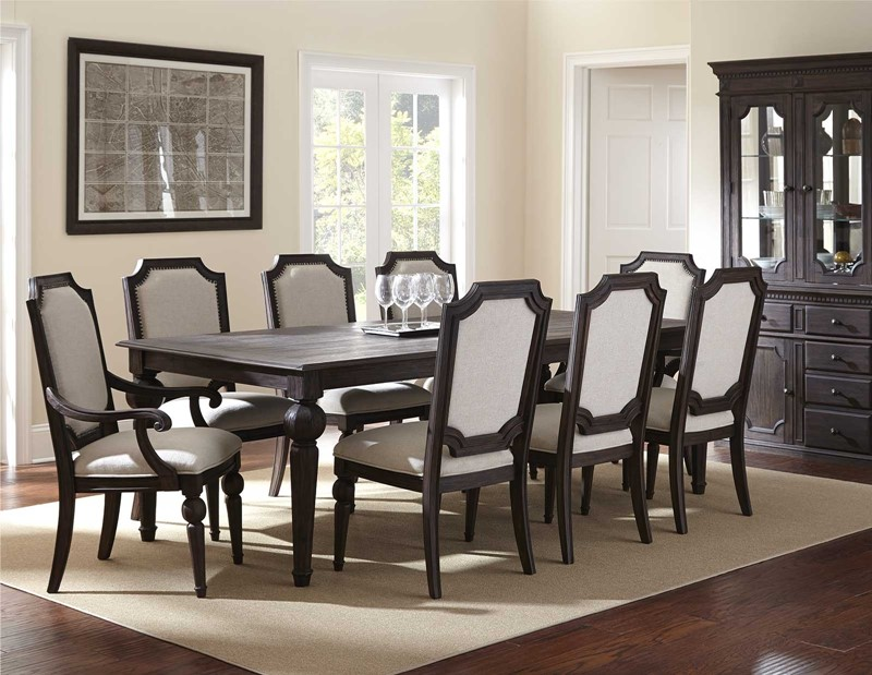 abbott formal dining room set the abbott dining room set is a great ...