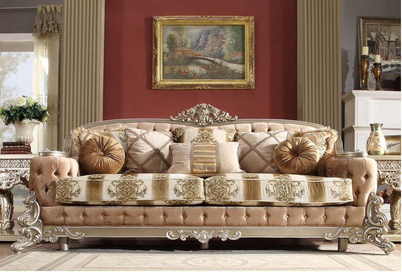 Chester II Formal Living Room Set