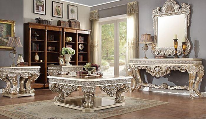 Chester Formal Living Room Set