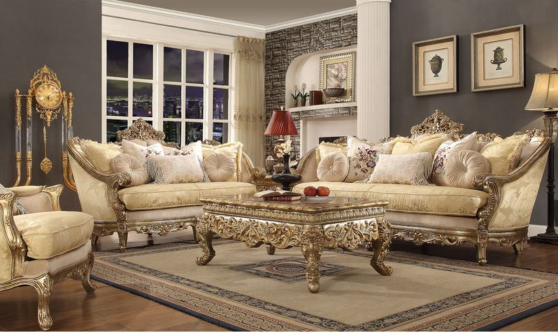 954176 Coventry Formal Living Room Set | Von Furniture | Free Shipping