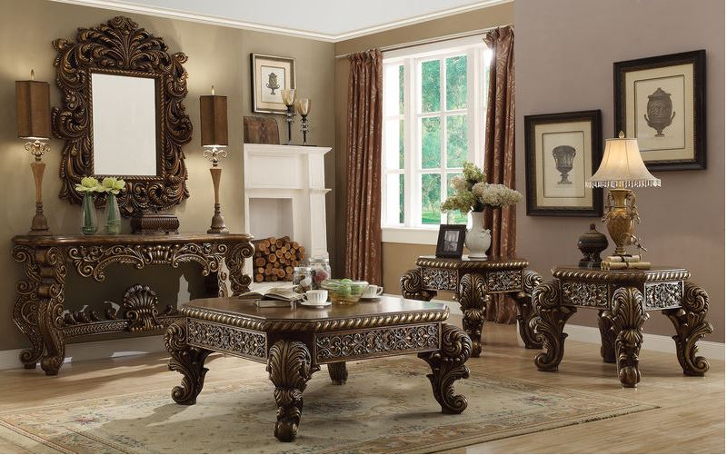Cremona II Formal Living Room Set