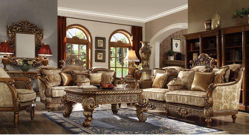 Dawn Formal Living Room Set
