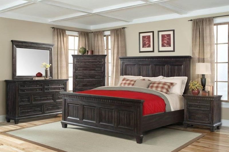 Mo600 Morrison Bedroom Set Elements Free Shipping