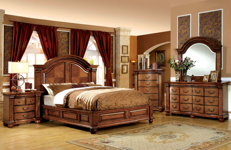 CM7738 Bellagrand Bedroom Set | Furniture of America | Free Shipping