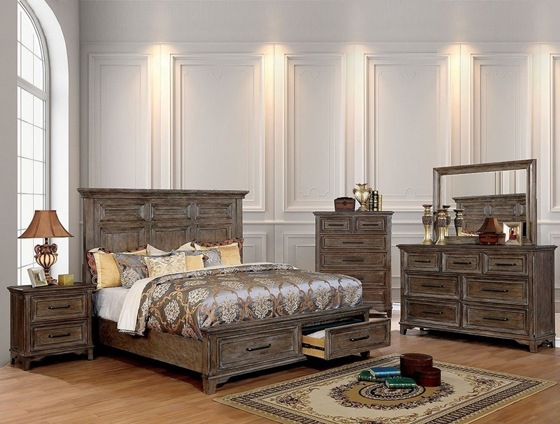 Oberon Bedroom Set