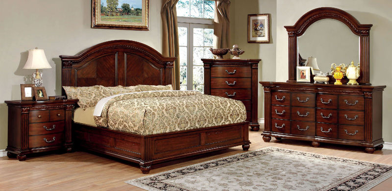 Grandom Bedroom Set