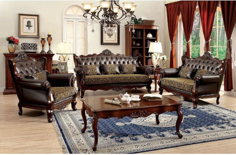Kamilah Formal Living Room Set