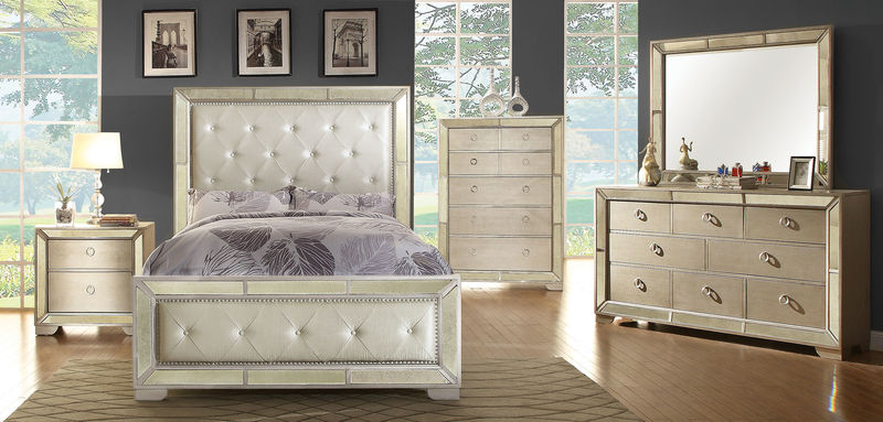 Loraine Bedroom Set