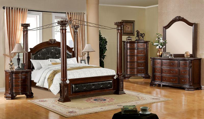 CM7271 Mandalay Bedroom Set | Furniture of America | Free Shipping