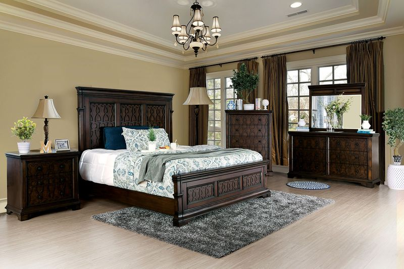 Minerva Bedroom Set
