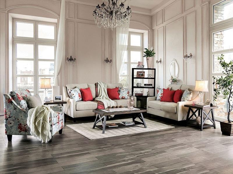 Nadene Living Room Set