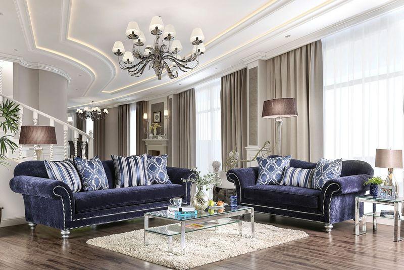 Safiya Formal Living Room Set