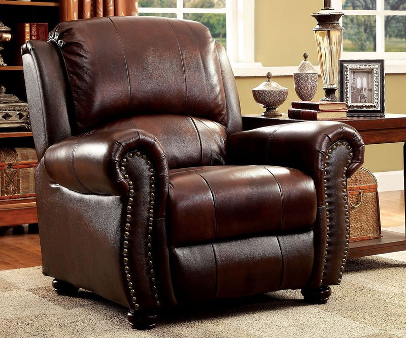 Turton Leather Living Room Set